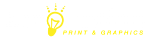 Innovation print and graphics logo